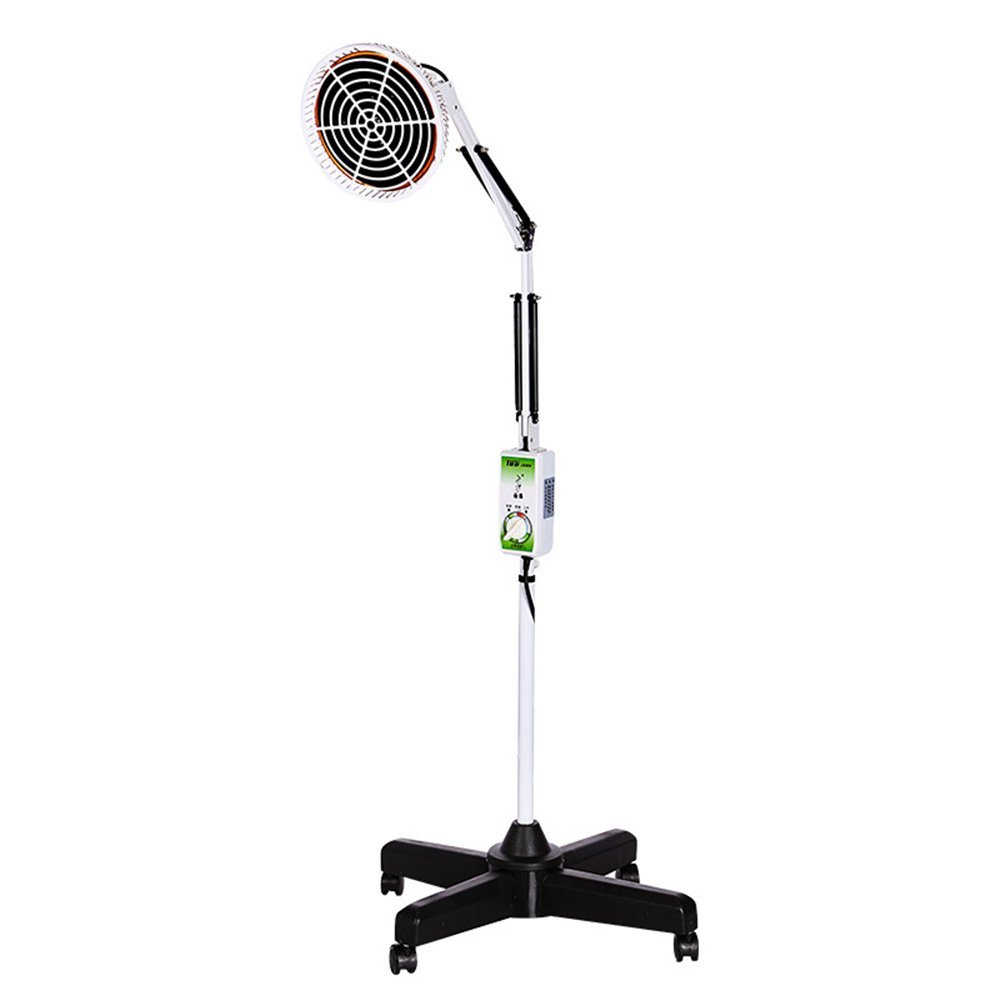 TDP Lamp CQ-29P for TDP Heat Lamp Therapy Featuring Infrared Mineral Technology For Maximun Pain Relief with Oversize Safety Head by Prodydent