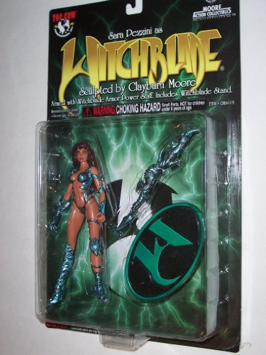 Top Cow Moore Action Collectibles Witchblade Action Figures Set of 4