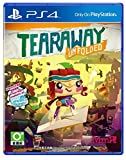 Video Games : PS4 Tearaway Unfolded Asian version Chinese + English subtitle English voice