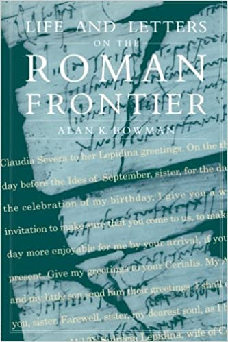 Life and letters on the roman frontier vindolanda and its people life and letters on the roman frontier vindolanda and its people amazon alan bowman 9780415920254 books stopboris Images