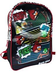 Angry Birds Ready Aim Fire! Lenticular Backpack