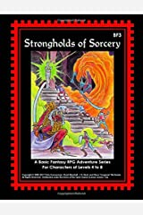 Strongholds of Sorcery: The Glain Campaign Paperback