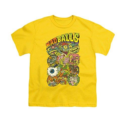 Madballs Toy Rubber Balls Amtoy Funny Stack Em Big Boys T-Shirt Tee
