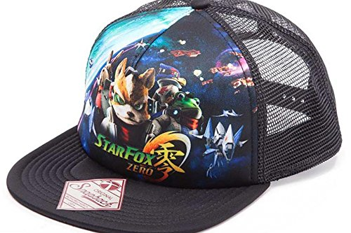Star Snapback Fox Cap Artwork Multicolor xwCwq7UfY