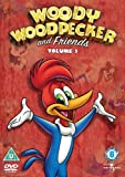 Woody Woodpecker And Friends - Volume 3 [DVD]