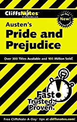 CliffsNotes on Austen's Pride and Prejudice (Cliffsnotes Literature Guides)