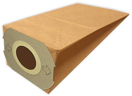 20 Bolsas de aspiradora Om 40 de papel (1 filtro de motor ...