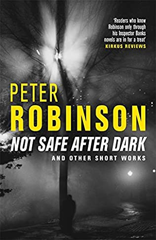 book cover of Not Safe After Dark