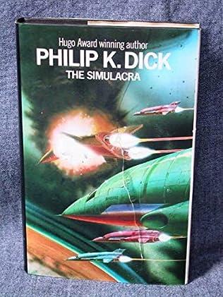 book cover of The Simulacra