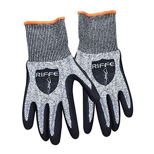 Riffe Holdfast Cut-Resistant Gloves - Medium