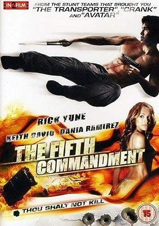 The fifth commandment rick yune dating
