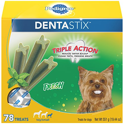 (PEDIGREE DENTASTIX Fresh Toy/Small Treats for)