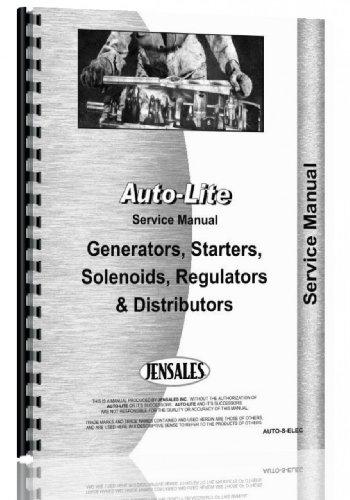 Comb Elec (Auto-Lite Service Manual (AUTO-S-ELEC))