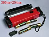 Portable 2 in 1 UV lamp Detect Fluorescent