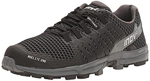 Visor Bundle Shoes 290 Road Black Women's Roclite amp; Grey Off Inov8 Workout Z8TCTq