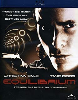 Equilibrium (2002) [Blu-ray] (Bilingual) (B002HFWAWW) | Amazon price tracker / tracking, Amazon price history charts, Amazon price watches, Amazon price drop alerts