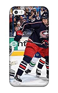Hot columbus blue jackets hockey nhl (58) NHL Sports & Colleges fashionable Case For HTC One M7 Cover 2450484K980598795