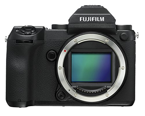 Fujifilm GFX 50S 51.4MP Mirrorless Medium Format Camera (Body Only) by Fujifilm