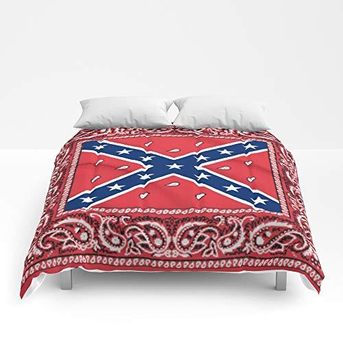 Rebel Bandana (Society6 Comforter, Size Queen: 88
