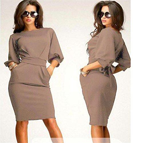 khakis dress - 9