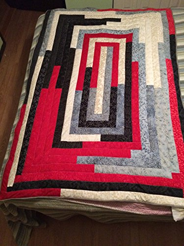 Image of Home and Kitchen Custom Jelly Roll Quilt