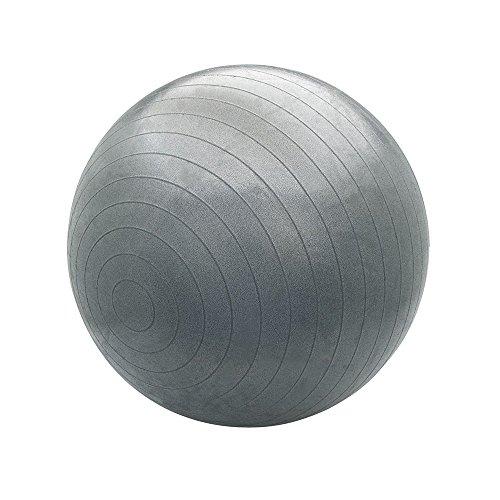 Bollinger 75cm Pro Anti-Burst Body Ball with Inflation Pump, - Flexibility Titanium