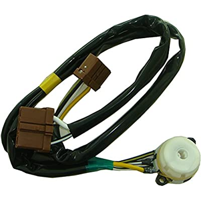Well Auto Ignition Starter Switch for 92-95 Civic except EX 4 Door A/T: Automotive