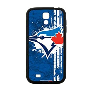 Happy Toronto Blue Jays Fashion Comstom Plastic case cover For Samsung Galaxy S4