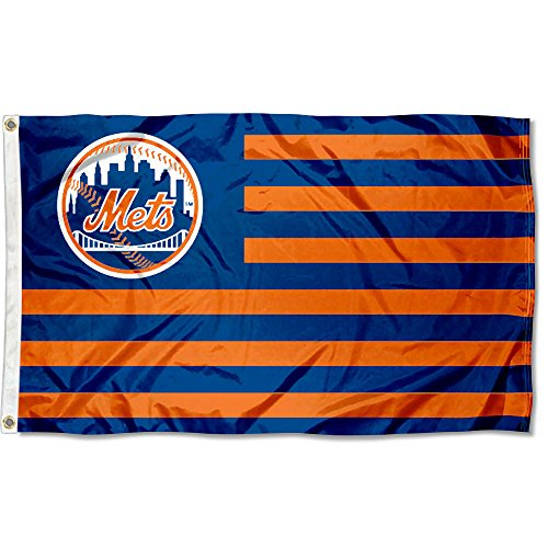 WinCraft MLB New York Mets Nation Flag 3x5 Banner