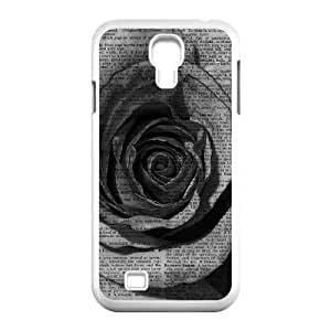 Vintage Flower Watercolor Unique Fashion Printing Phone Case for SamSung Galaxy S4 I9500,personalized cover case ygtg585962