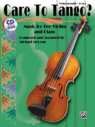Care to Tango?, Bk 2: Book & CD