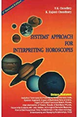 System's Approach for Interpeting Horoscopes Paperback