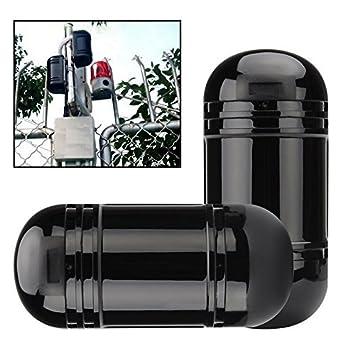 Doble haz intruso Detector y alarma – BW haz de doble de seguridad Active Detector de