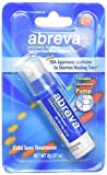 Abreva Cold Sore/Fever Blister Treatment, Pump 0.07 oz (2 g) (Abreva Pump)