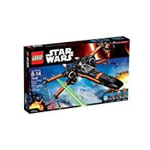 LEGO Star Wars Poe's X-Wing Fighter 75102 Building Kit