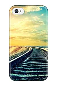 Lennie P. Dallas's Shop New Style Top Quality Rugged Landscape Road Case Cover For Iphone 4/4s 4305678K49097562