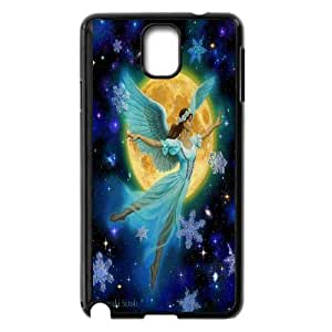 FOR Samsung Galaxy NOTE4 Case Cover -(DXJ PHONE CASE)-Angels in The Sky-PATTERN 11