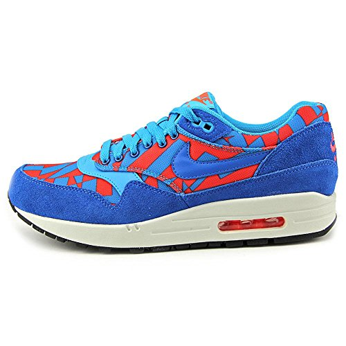 Nike Mens Air Max 1 GPX Running Shoe Blue Lagoon/Electric Blue-bright Crimson 31EWx