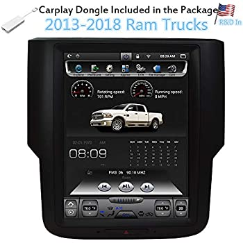 Amazon.com: 10.4 inch Quadcore Android 1280x768 Car Vertical ...