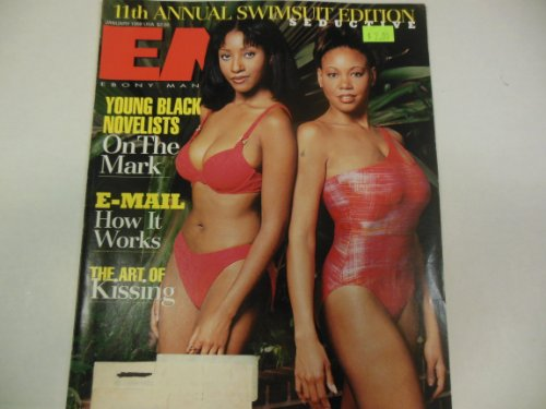 (Ebony Man Men's Magazine 11th Annual Swimsuit Edition January)