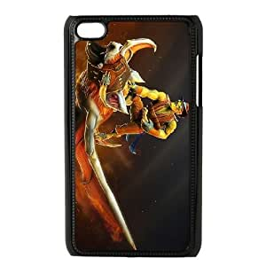 ipod 4 Black phone case Batrider Dota 2 DOT6673958
