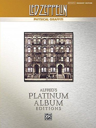 Download Led Zeppelin -- Physical Graffiti Platinum Drums: Drum Transcriptions (Alfred's Platinum Album Editions) ebook
