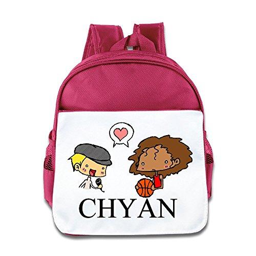 Santa Costume Playboy (XJBD Custom Cute Chyan Love Children School Bagpack For 1-6 Years Old)