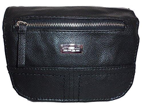 Schultertasche Handtasche Umhängetasche Abendtasche Damentasche schwarz