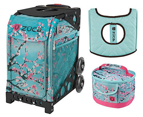 Zuca Sport Bag - Hanami with Lunchbox and Seat Cover -