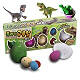 stainless steel baby cooker - Blackjill Hatchimals Dinosaur 6 Pcs Pokemon Hatching Eggs Grow Eggs Crack Need Water Kids Gifts Hatchimals Crack Easter Dinosaur Egg For Kids hatchimal egg game,Dinosaur Eggs that Hatch in Water,