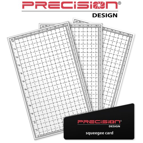 - Precision Design Universal LCD Screen Protectors for 1.5