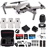 DJI Mavic Pro Platinum Fly More Combo Travel...