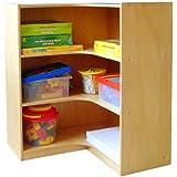 A+ ChildSupply 3-shelf corner
