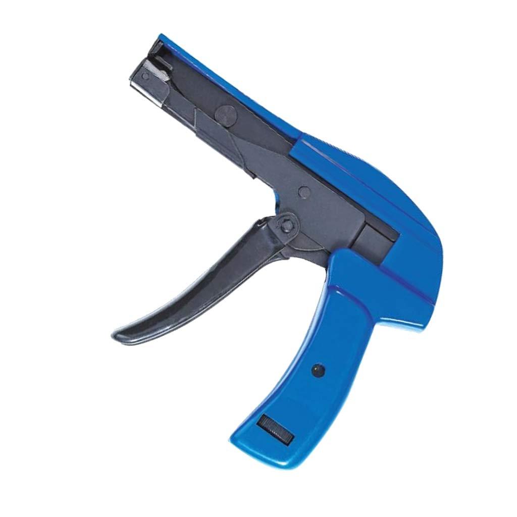 Sharplace Pistolet de serrage Serre-c/âbles Outil de Coupe Pour Attache C/âble En Nylon
